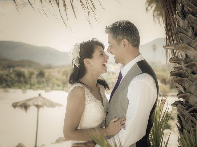 El matrimonio de Taudi y Jimmy