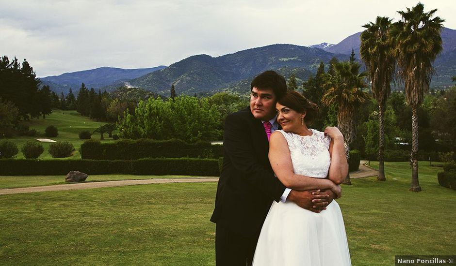 El matrimonio de Cristian y Carmen en Lo Barnechea, Santiago