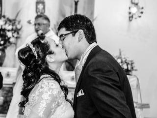 El matrimonio de Raquel  y Angelo 1