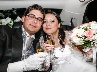 El matrimonio de Raquel  y Angelo