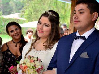 El matrimonio de Valeria y Fernando