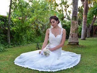El matrimonio de Paulina y Miguel 3