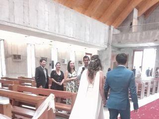 El matrimonio de Carolina y Roberto  2