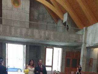 El matrimonio de Carolina y Roberto  3