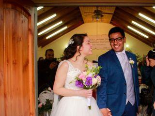 El matrimonio de Josué y Fernanda