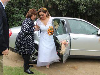El matrimonio de Daniela y Alán 1