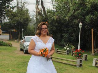 El matrimonio de Daniela y Alán 2