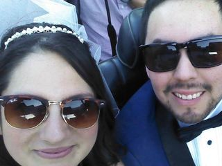 El matrimonio de Valeska y Jonathan 1