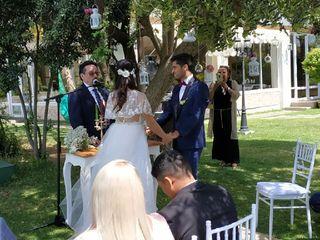 El matrimonio de Carlos  y Rayany  3