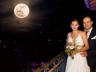 El matrimonio de Daniel y Camila 2