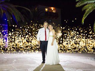 El matrimonio de Daniel y Camila