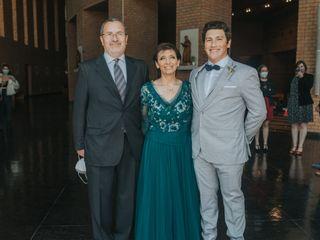 El matrimonio de Michelle y Andrés 3