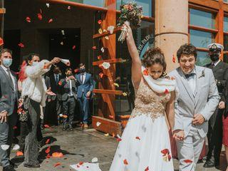 El matrimonio de Michelle y Andrés