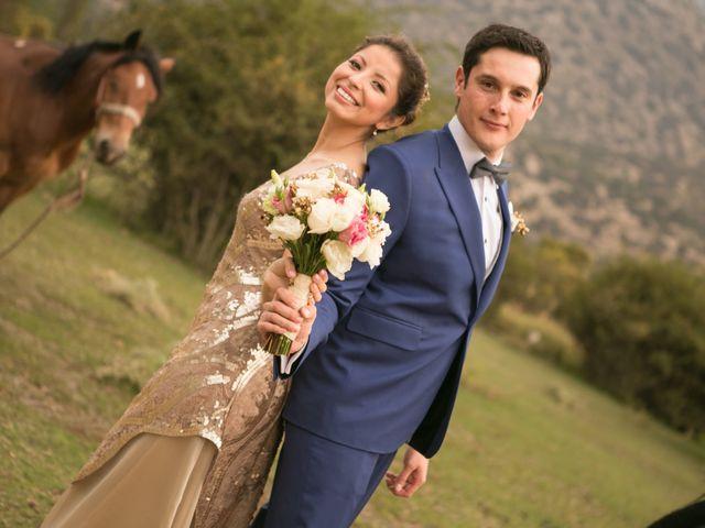El matrimonio de Waleska y Cristian