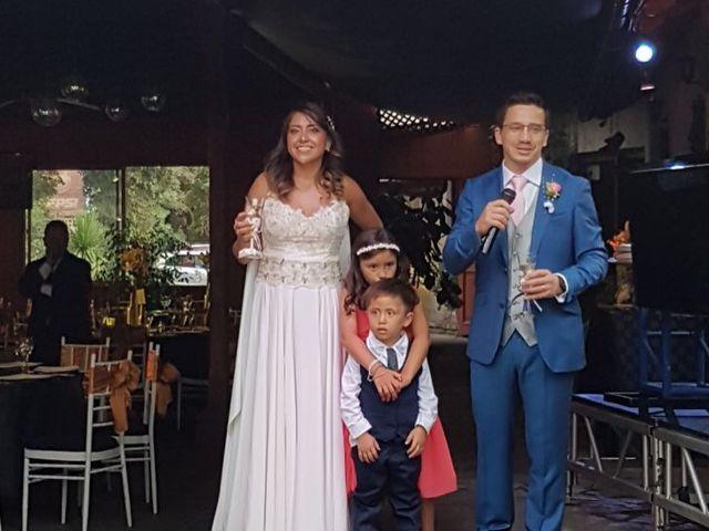 El matrimonio de Carolina y Roberto