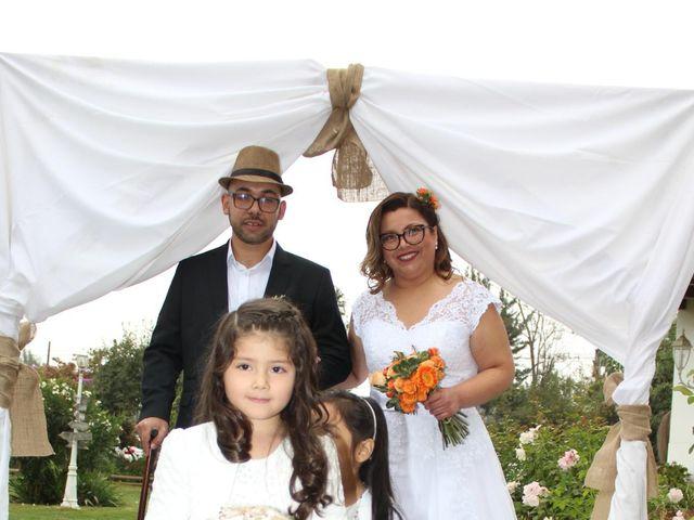 El matrimonio de Alán y Daniela en Isla de Maipo, Talagante 5