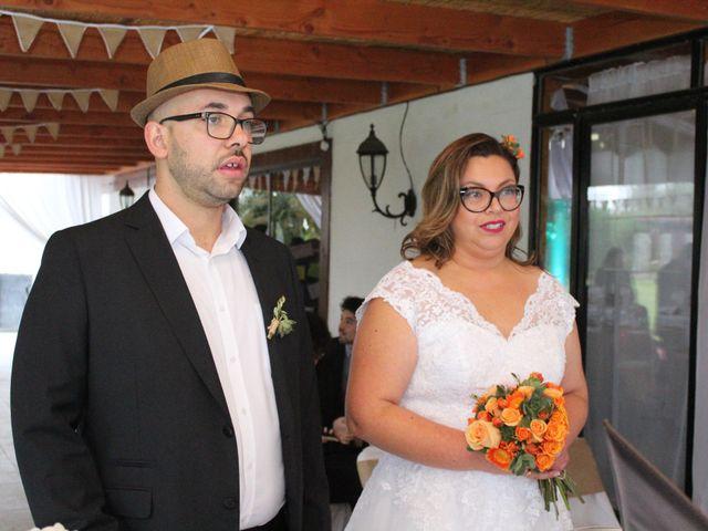 El matrimonio de Alán y Daniela en Isla de Maipo, Talagante 6