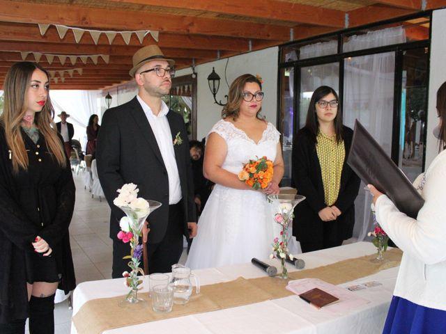 El matrimonio de Alán y Daniela en Isla de Maipo, Talagante 9
