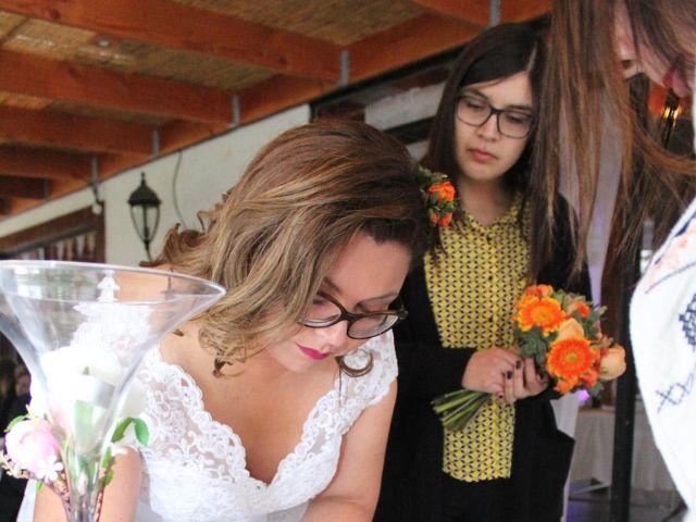 El matrimonio de Alán y Daniela en Isla de Maipo, Talagante 10