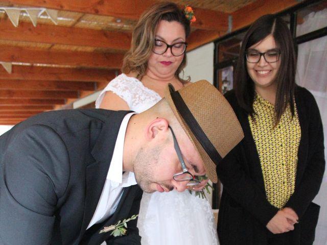 El matrimonio de Alán y Daniela en Isla de Maipo, Talagante 11
