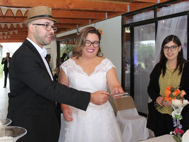 El matrimonio de Alán y Daniela en Isla de Maipo, Talagante 17