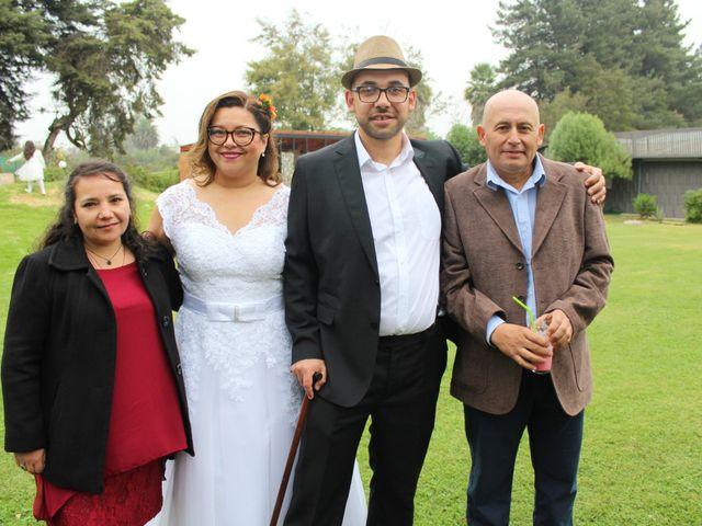 El matrimonio de Alán y Daniela en Isla de Maipo, Talagante 21