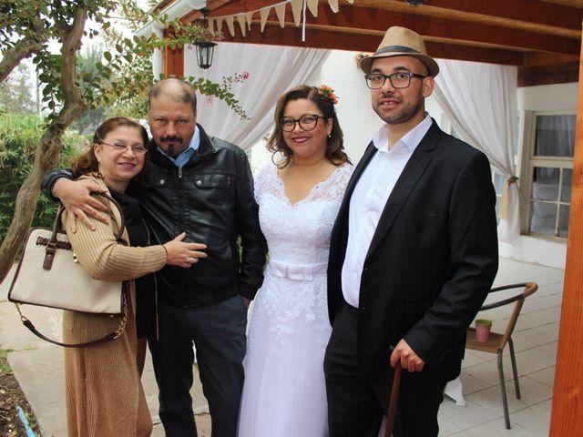 El matrimonio de Alán y Daniela en Isla de Maipo, Talagante 23