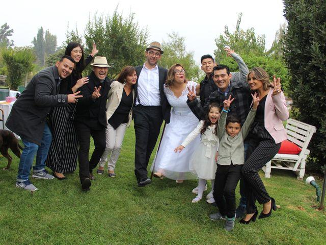El matrimonio de Alán y Daniela en Isla de Maipo, Talagante 25
