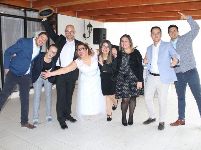 El matrimonio de Alán y Daniela en Isla de Maipo, Talagante 26