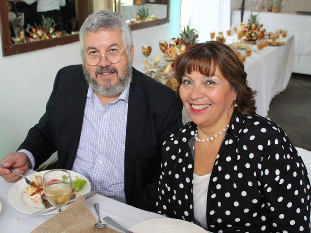 El matrimonio de Alán y Daniela en Isla de Maipo, Talagante 35