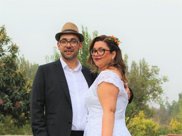 El matrimonio de Alán y Daniela en Isla de Maipo, Talagante 38