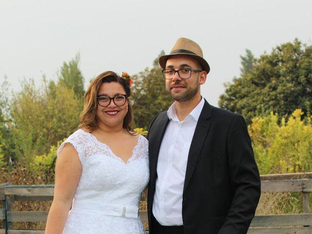 El matrimonio de Alán y Daniela en Isla de Maipo, Talagante 39