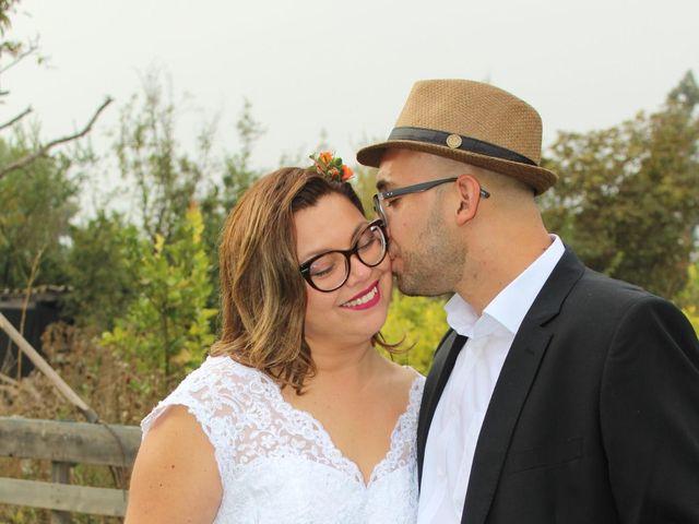 El matrimonio de Alán y Daniela en Isla de Maipo, Talagante 40
