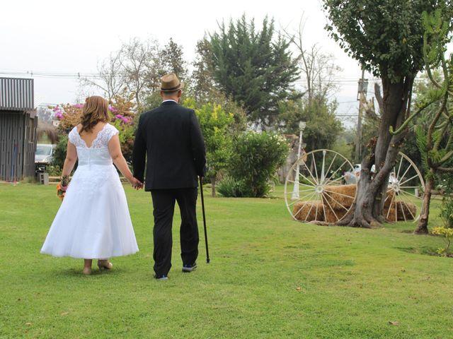 El matrimonio de Alán y Daniela en Isla de Maipo, Talagante 41