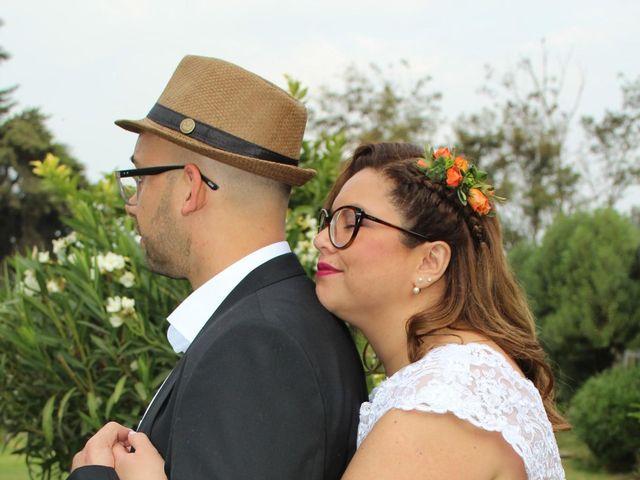 El matrimonio de Alán y Daniela en Isla de Maipo, Talagante 44