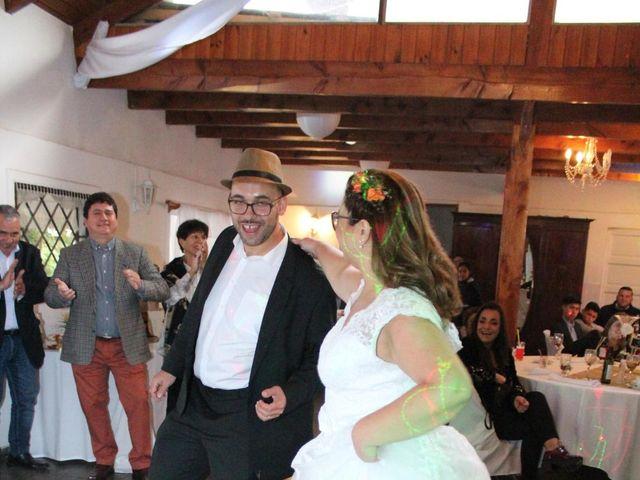 El matrimonio de Alán y Daniela en Isla de Maipo, Talagante 49