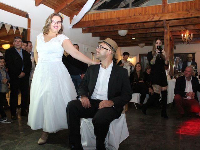 El matrimonio de Alán y Daniela en Isla de Maipo, Talagante 54