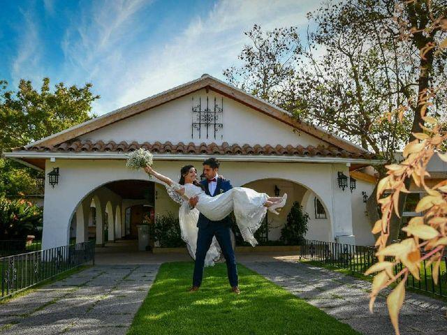 El matrimonio de Carlos  y Rayany