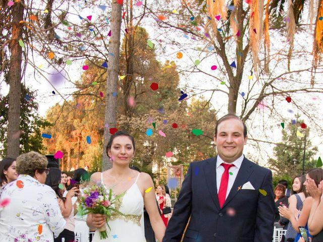 El matrimonio de Camila y Daniel en Rengo, Cachapoal 6