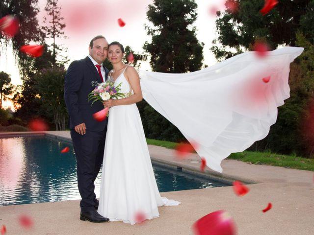 El matrimonio de Camila y Daniel en Rengo, Cachapoal 7