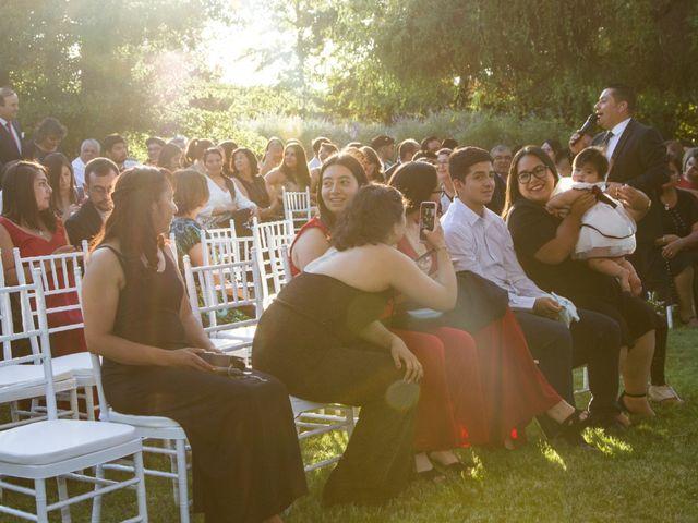 El matrimonio de Camila y Daniel en Rengo, Cachapoal 10