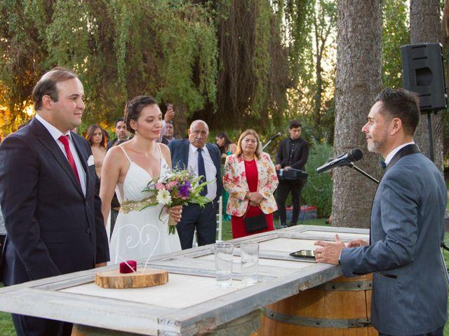 El matrimonio de Camila y Daniel en Rengo, Cachapoal 18