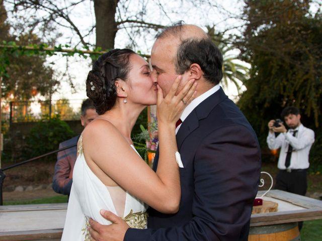 El matrimonio de Camila y Daniel en Rengo, Cachapoal 19