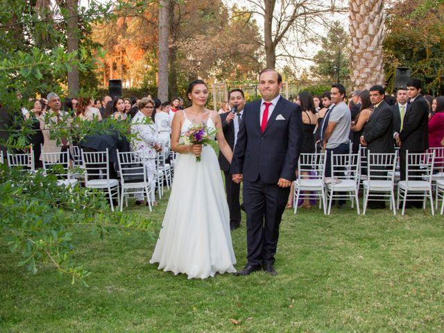 El matrimonio de Camila y Daniel en Rengo, Cachapoal 21