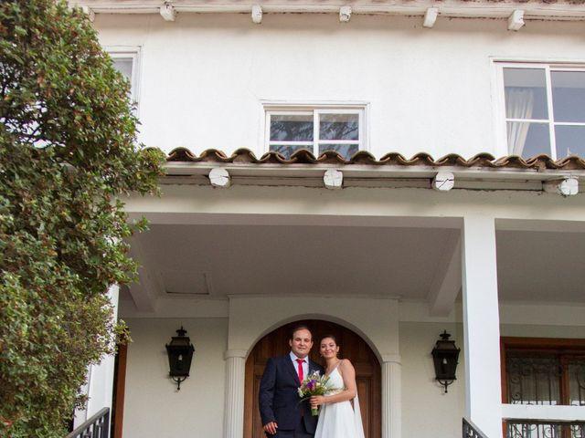 El matrimonio de Camila y Daniel en Rengo, Cachapoal 26