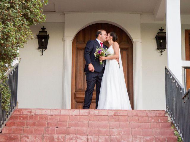 El matrimonio de Camila y Daniel en Rengo, Cachapoal 27