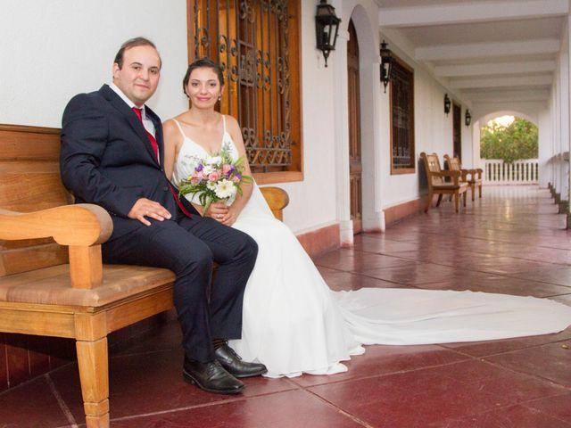 El matrimonio de Camila y Daniel en Rengo, Cachapoal 29