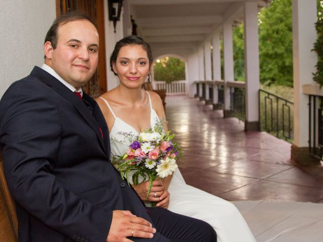 El matrimonio de Camila y Daniel en Rengo, Cachapoal 30