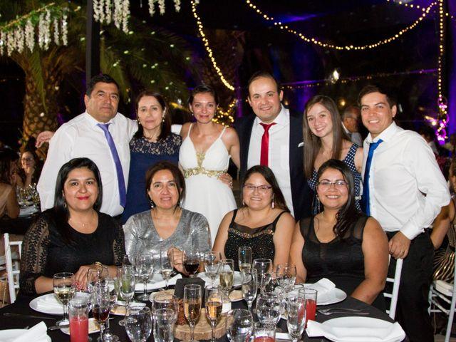 El matrimonio de Camila y Daniel en Rengo, Cachapoal 37