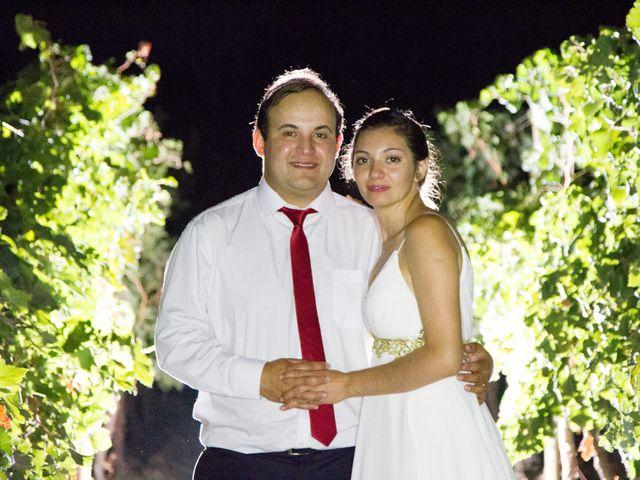 El matrimonio de Camila y Daniel en Rengo, Cachapoal 67